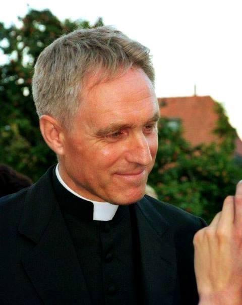 Monseñor Gänswein