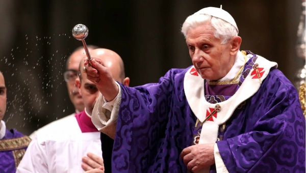 Benedicto XVI adiós