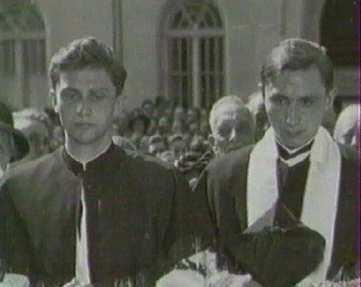 Los hermanos Ratzinger sacerdotes