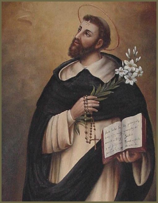 Resultado de imagen para SANTO DOMINGO, Sacerdote