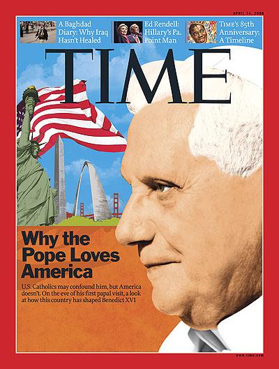 Portada Revista Time 2008