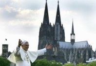 Papst besucht Weltjugendtag