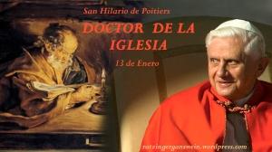 SAN HILARIO DE PITIERS DOCTOR