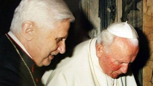 Pope John Paul II, Joseph Ratzinger