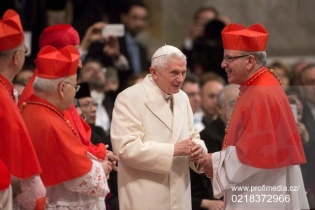 Italy - Religion - Pope Francis leads extraordinary Consistory at the Vatican