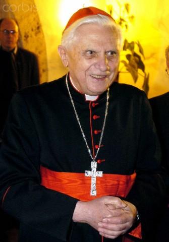 Pope Benedict XVI - Joseph Ratzinger