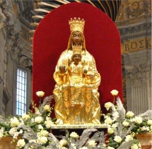 Madonna de Viggiano en San Pedro