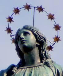 VIRGEN INMACULADA EN ROMA